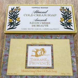 NIB luxury bar soap.